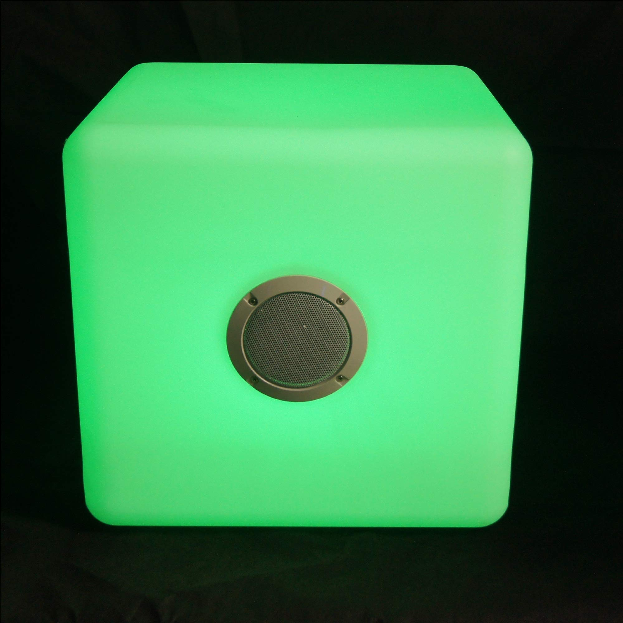 CC Outdoor Living 16'' LED Cube with BT Speaker