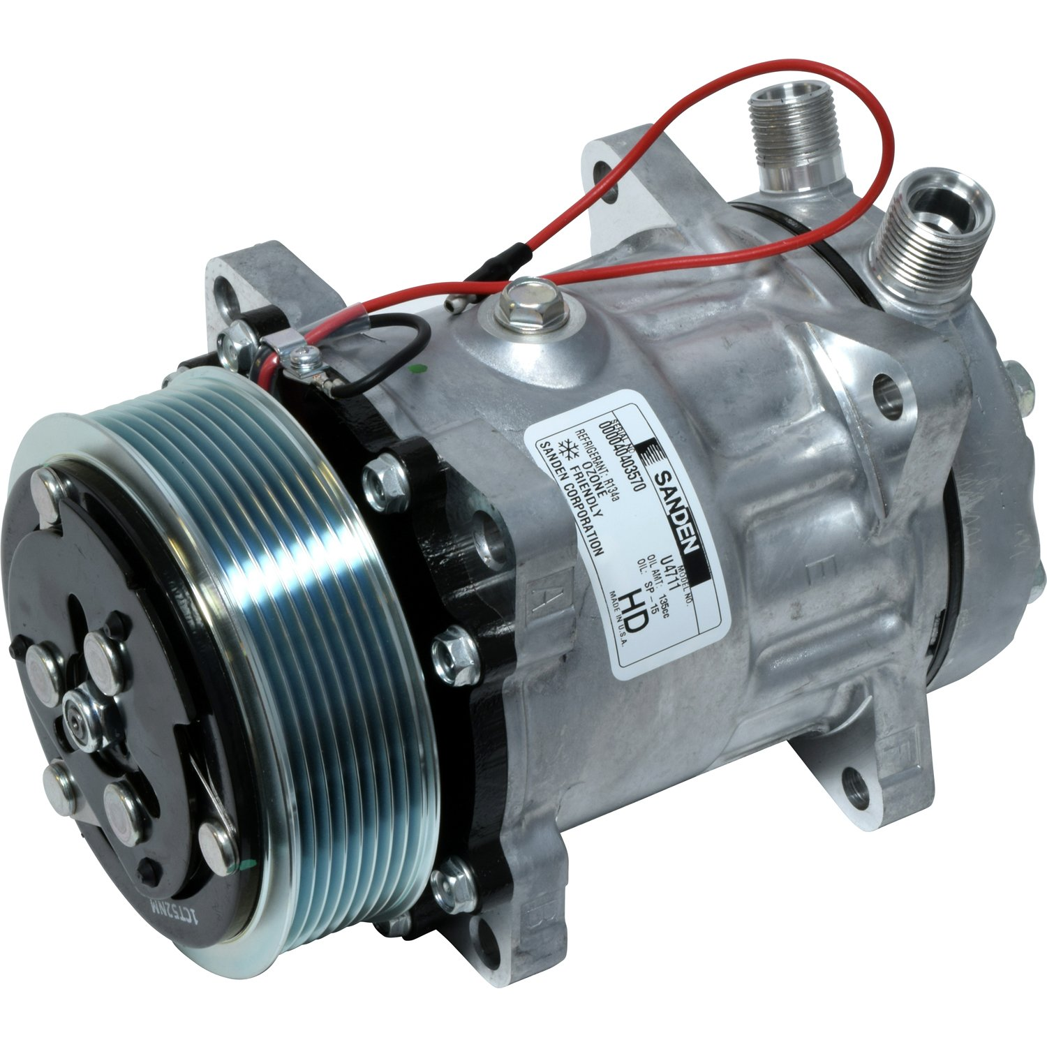 Universal Air Conditioner CO 4711C A/C Compressor by UAC