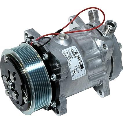 Car Ac Compressor >> Uac Universal Air Conditioner A C Compressor Amazon In Car