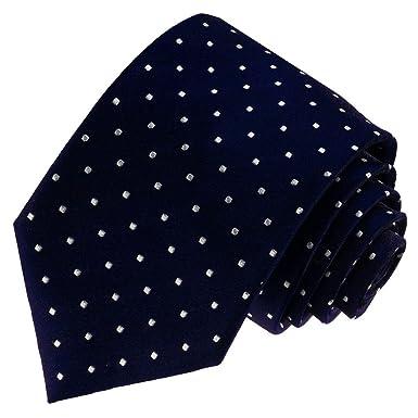 Corbata de Lorenzo Cana 84305 de gran calidad, hecha 100 % de seda ...