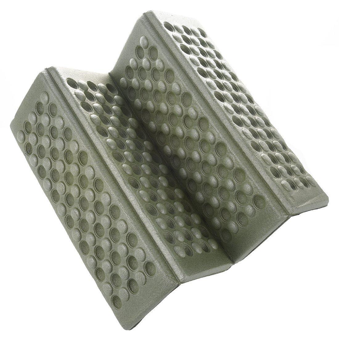 Foam Seat Pad - TOOGOO(R) Personalized Folding Foam Waterproof Seat Pad Chair Cushion Orange SODIAL (R) SHOMAGT7976
