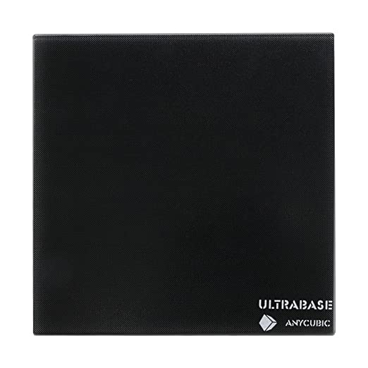 Anycubic Ultrabase 3d printer platform heat bed Build Surface Glass plate 220x220mm for MK2 MK3 hot bed.