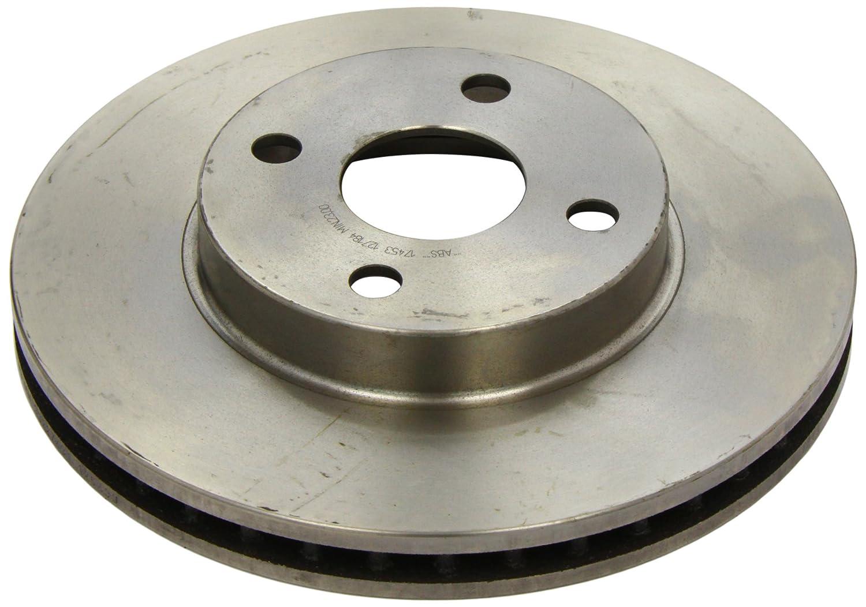 ABS 17453 Brake Discs - (Box contains 2 discs) ABS All Brake Systems bv