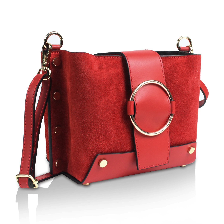 Glamexx24 Taschen Aus Aus Aus Echtem Leder Frauenhand Und Schulter Hergestellt in Italien B00NLK4XK4 Umhngetaschen Moderate Kosten da4b3e
