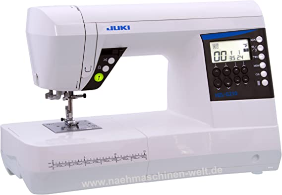 JUKI 0617215825177 - Máquina de Coser hzl-g210: Amazon.es: Hogar