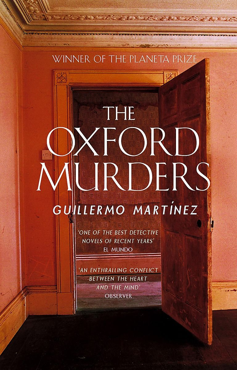 Read Online THE OXFORD MURDERS ebook