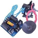 Icstation DC 12-30V High Voltage Arc Generator ZVS Flyback Driver Kit for SGTC Marx Generator
