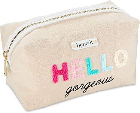 Benefit Cosmetics - Neceser pequeño: Amazon.es: Belleza