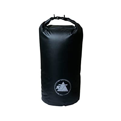 10T WPS Sac de compression étanche à l'eau Noir 40 L
