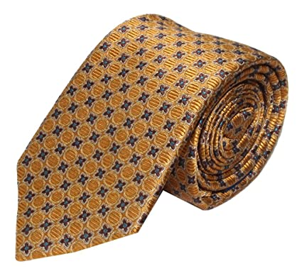 Hammond & Harper of London - Corbata - para hombre dorado dorado ...
