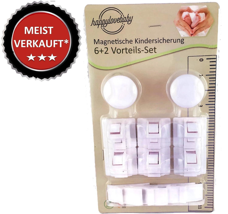 happylovebaby® 8+3 Set Vorteilspack Premium Magnetisches ...