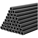 "2"" x 6 ft. Polyethylene Pipe Insulation, 1/2"" Wall"