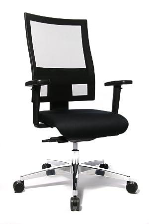 Sitness Avec Accoudoirshousse Bureau De 60 Topstar Ps69bhw50 Chaise nP8kXNw0O