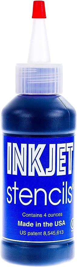 Amazon.com: Tinta para plantilla de inyección de tinta de ...