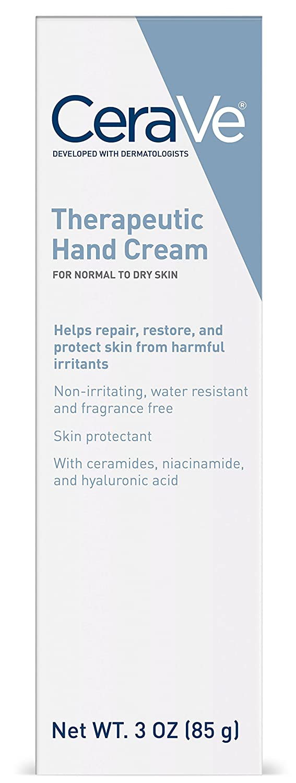 CeraVe Therapeutic Hand Cream, 3 Ounce usa-iiu-tm269