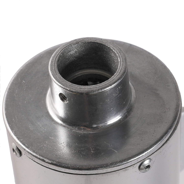 WPHMOTO 28mm Exhaust Muffler W//Bracket for 50cc 110cc 125cc 140cc TTR CRF50 SSR Thumpstar Pit Bike