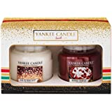 Regalo festa vacanze Yankee Candle – Medium, set di 2