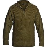 BW Isländer Pullover oliv S-XXXL XL XL,Oliv
