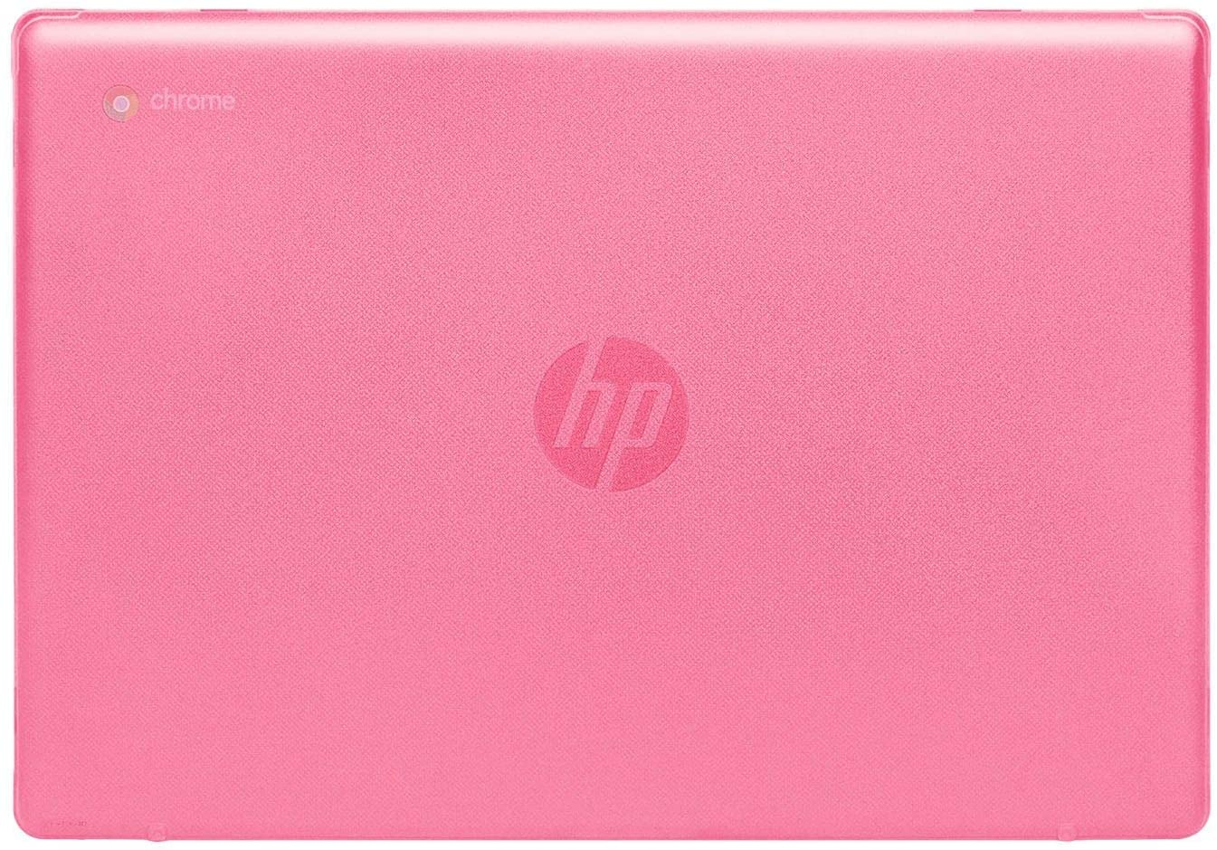 "mCover Hard Shell Case for 2020 14"" HP Chromebook 14 G6 (NOT Compatible with Older HP C14 G1 / G2 / G3 / G4/ G5 Series) laptops (Pink)"