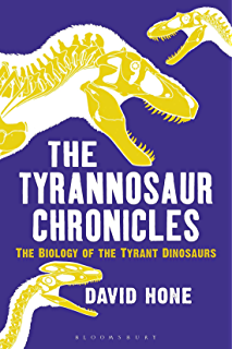 Dinosaurs without bones dinosaur lives revealed by their trace the tyrannosaur chronicles the biology of the tyrant dinosaurs bloomsbury sigma fandeluxe Ebook collections