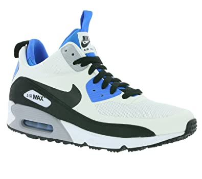 buy online db909 63a25 Nike Air Max 90 Sneakerboot NS, Baskets pour Homme Blanc 48.5 EU ...