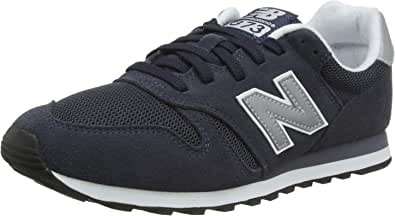 New Balance 373 Core Sneakers, Zapatillas Hombre, Navy, 44.5 EU