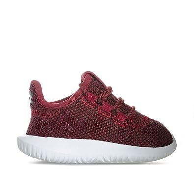 check out f333b 93d2d adidas , Jungen Sneaker, Rot - rot - Größe 24 EU Kinder