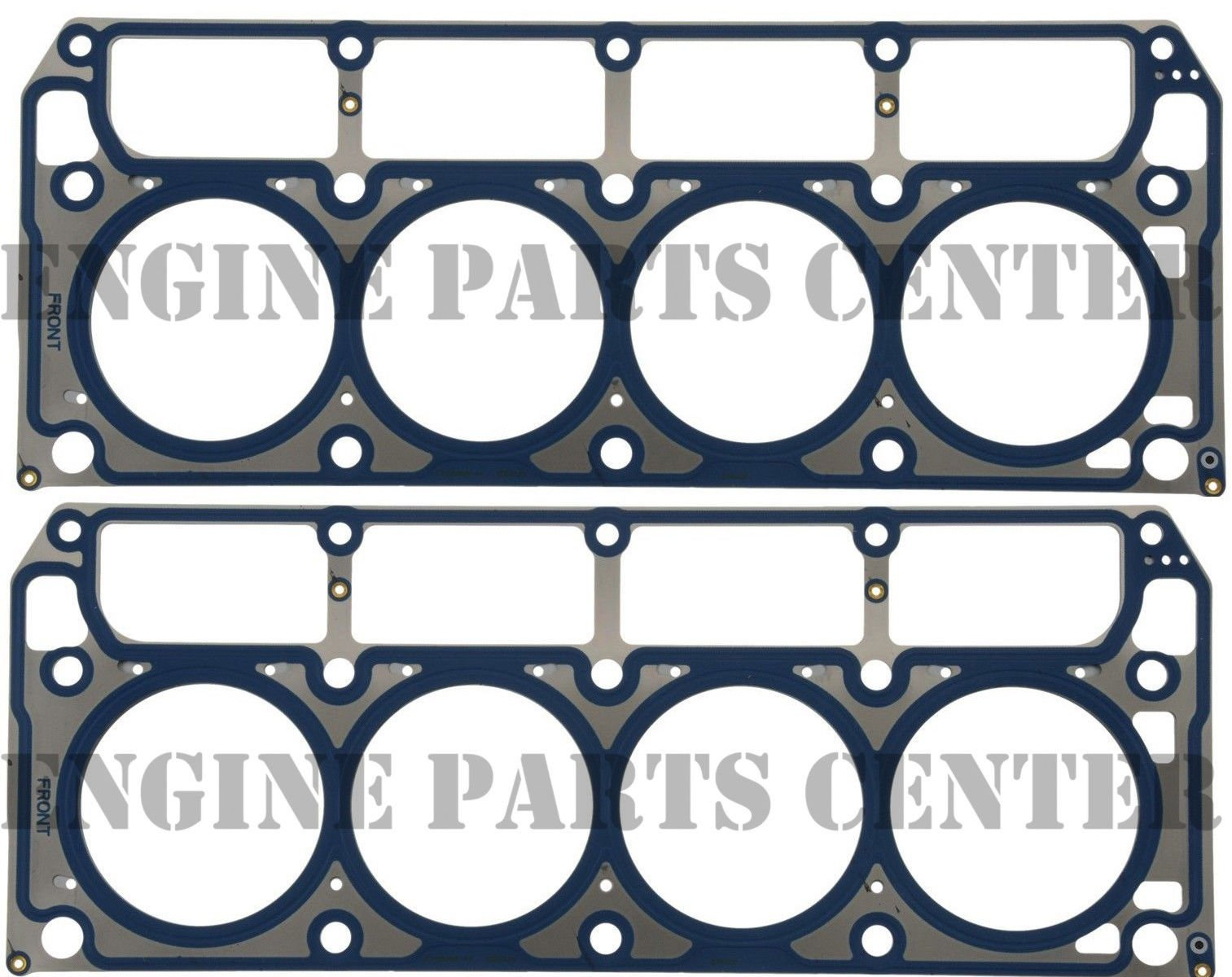 MAHLE Head Gaskets set of (2) MLS for Chevy GMC 4.8 2007-11 & 5.3 2005-11 & 5.7 LS1 ALL (2 Head Gaskets)