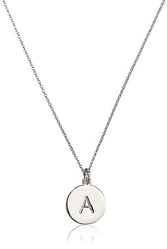 Amazon Kate Spade New York A Pendant Necklace 20 3