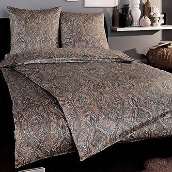 Mako Interlock Jersey Bettwäsche Estellafiorenzo Bettdeckenbezug