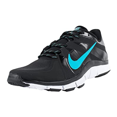 1764173ed053a Nike Men s Free Trainer 5.0 Black Gamma Blue-White 511018-044 Shoe 8