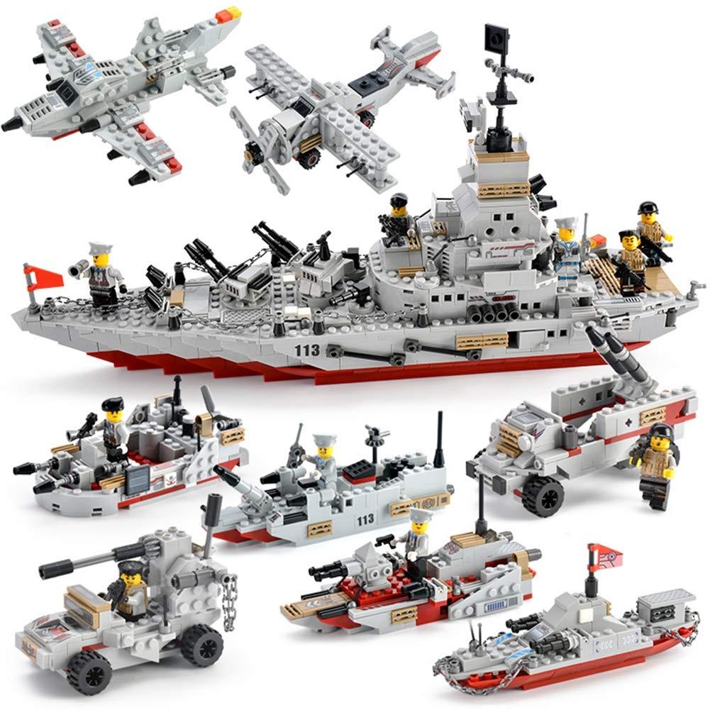 Yyz Serie Militare 8 in Un Incantesimo nel Modello di Battaglia 6-10-12 Anni Puzzle assemblato Giocattoli Regalo di Compleanno
