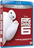 Big Hero 6 2D + 3D (2 Blu-Ray)