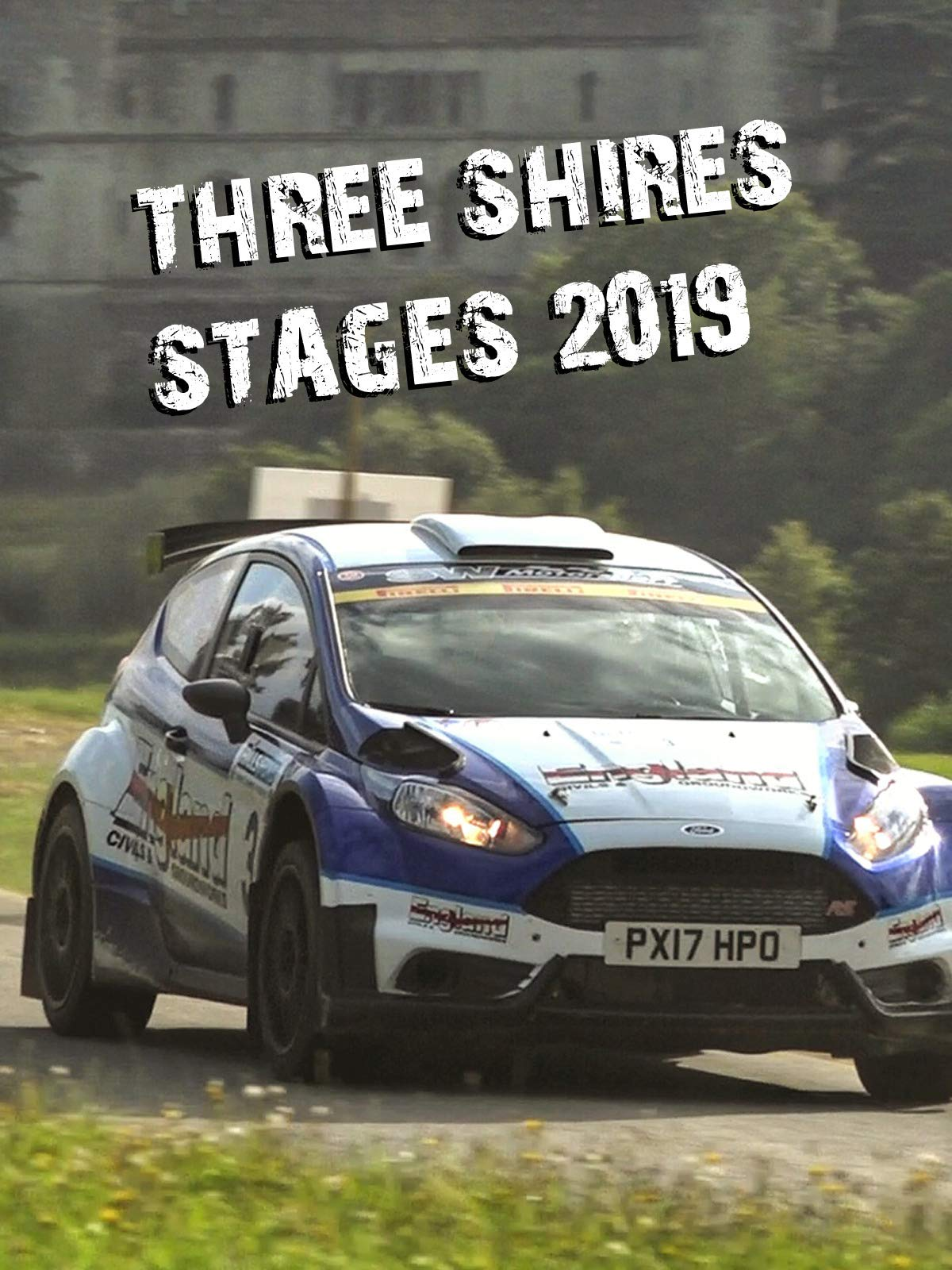 Three Shires Stages Rally 2019 on Amazon Prime Video UK
