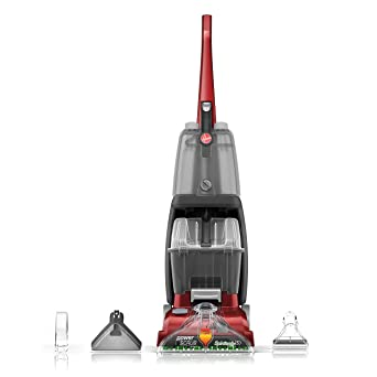 Amazon.com: Hoover Power Scrub Deluxe Carpet Cleaner Machine