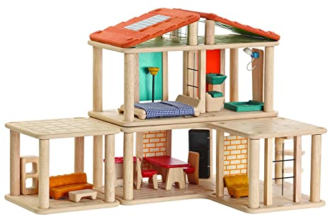 Plan toys  casa per bambole componibile amazon