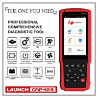 LAUNCH CRP429 Full System OBDII Automotive Diagnostic Tool