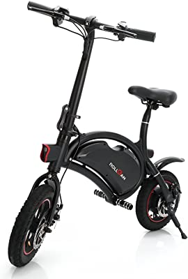 ROLLGAN Folding Electric Bike