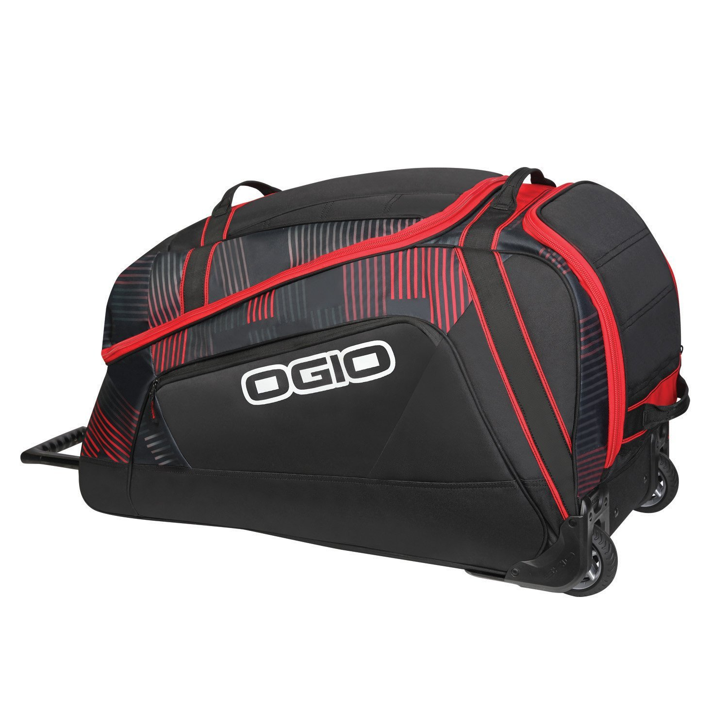 OGIO Big Mouth Wheeled Bag, Stealth, Under Seat 121012
