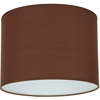 Tp24 drum lamp shades tp4452 4452 chocolate brown light shades tp24 drum lamp shades tp4452 4452 chocolate brown light shades aloadofball Gallery