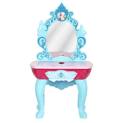 Disney Frozen Crystal Kingdom Vanity: Toys & Games