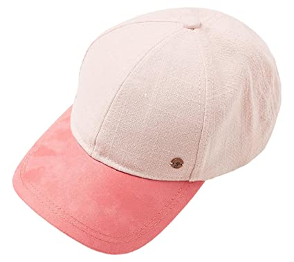 edc by Esprit Accessoires Women s 048ca1p005 Baseball Cap, (Light Pink  690), One 294c1392395