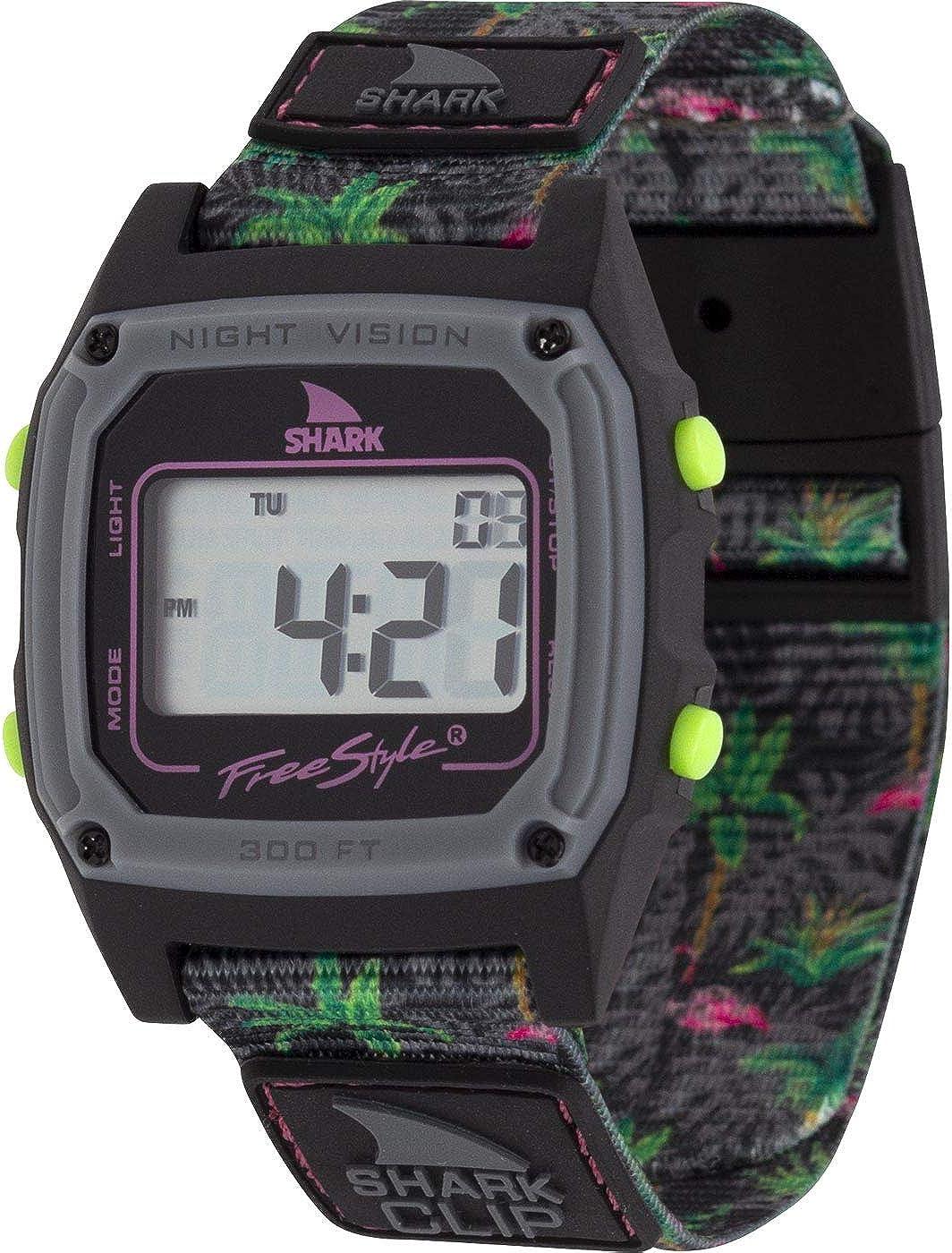 Freestyle Shark Classic Clip Flamingo After Dark Unisex Watch FS101069