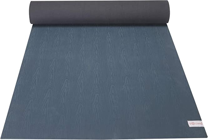 Amazon.com : Sol Living Premium Extra Thick Nonslip All Natural Rubber  Pilates Fitness Workout Exercise Yoga Mat ...