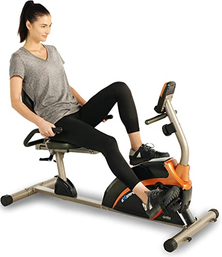 EXERPEUTIC 1500XL Recumbent Exercise Bike