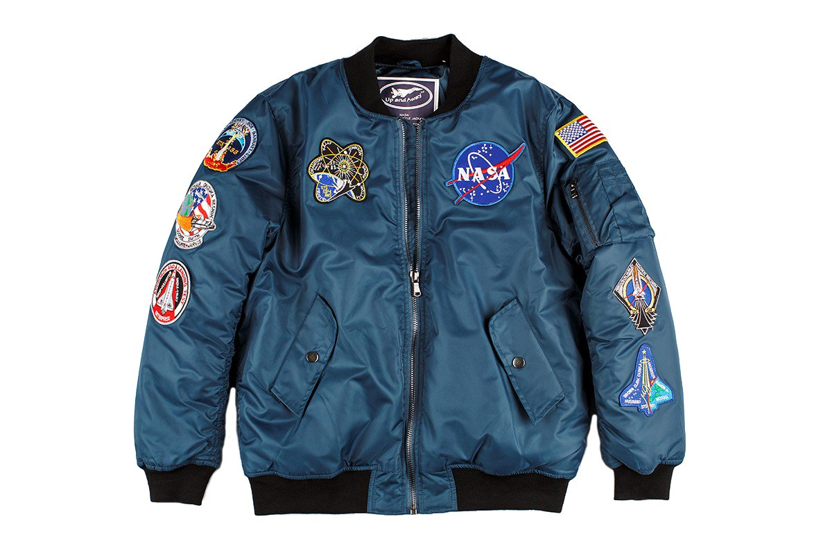 Up and Away Adult Space Shuttle Jacket by Up and Away