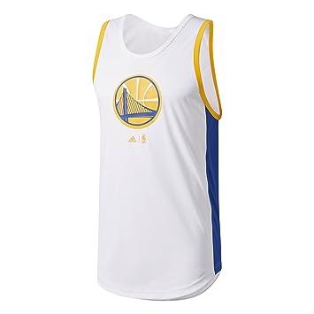 Adidas B45451 Camiseta sin Mangas Golden State Warriors de Baloncesto, Hombre, (Nbagsw), XL: Amazon.es: Deportes y aire libre