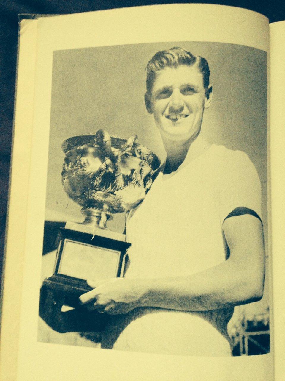 Frank Sedgman s Winning Tennis The Australian Way to a Better Game