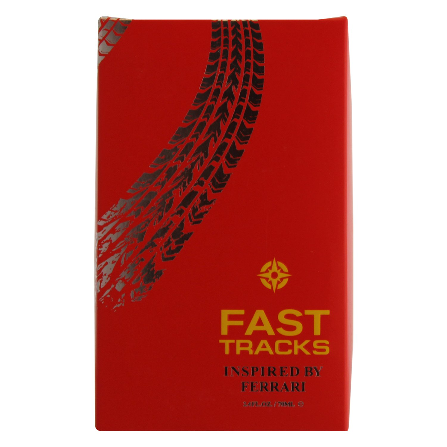 Amazon.com : Fast Tracks For Men, 2.4 Fl. Oz./70 ml - Inspired By Ferrari Cologne : Beauty