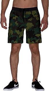 Hurley Men's Phantom Alpha Trainer Camo 18' Short